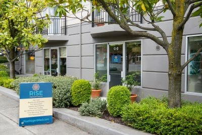 High-end naturopathic office on Queen Anne, Seattle